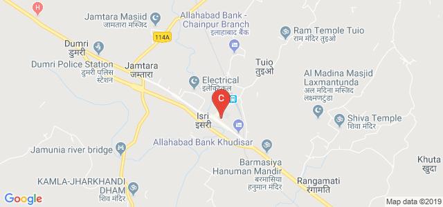 Isri Bazar, Dumri, Giridih, Jharkhand 825167, India