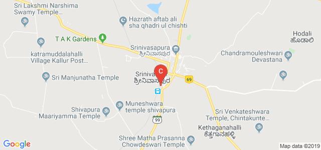 Srinivaspur, Kolar, Karnataka 563135, India