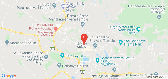 Karkala, Udupi 574104, India