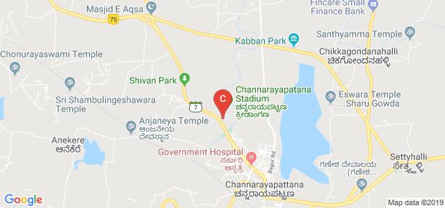 Government First Grade College, Channarayapatna, Karnataka, India