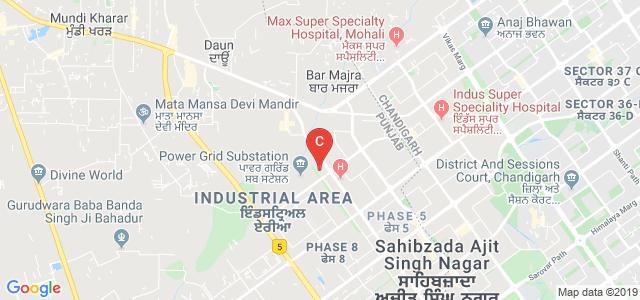 IKG Punjab Technical University, Mohali Campus, Phase 7, Industrial Area, Sector 73, Sahibzada Ajit Singh Nagar, Punjab, India