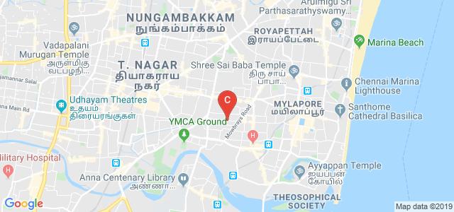 Alwarpet, Chennai, Tamil Nadu 600018, India