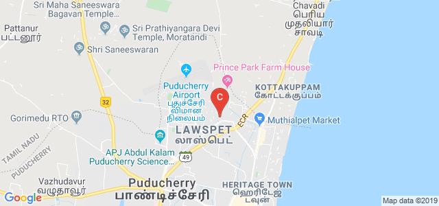 Soorya Institute Of Management Studies, 3rd Main Road, Mahaveer Nagar, Nessavalar Nagar, Karuvadikuppam, Puducherry, India