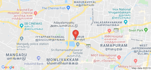 Sri Ramachandra College of Physiotherapy, Karambakkam, Devi Nagar, Porur, Chennai, Thiruvallur, Tamil Nadu, India