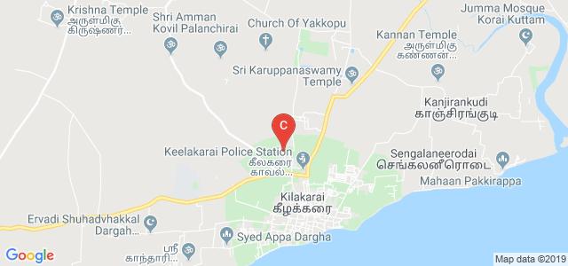 Thassim Beevi Abdul Kader College for Women, Kilakarai, Tamil Nadu, India