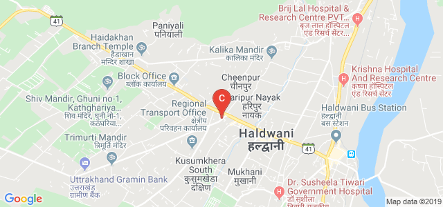 Imperial Institute of Management Technology, Shiv Puram Phase -I, Kusumkhera, Haldwani, Uttarakhand, India