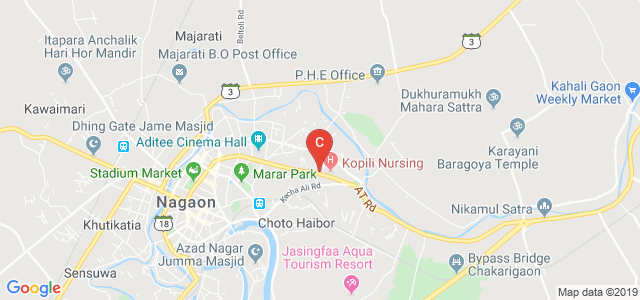 Nagaon G.N.D.G. Commerce College, Assam Trunk Road, Panigaon, Nagaon, Assam, India