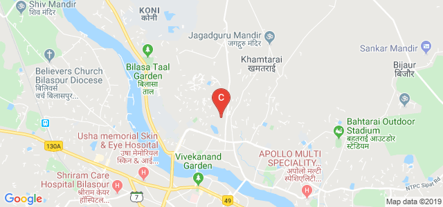 Nalini Prabha Deo Prasad Roy Arts & Commerce College, Ashok Nagar, Sarkanda, Bilaspur, Chhattisgarh, India