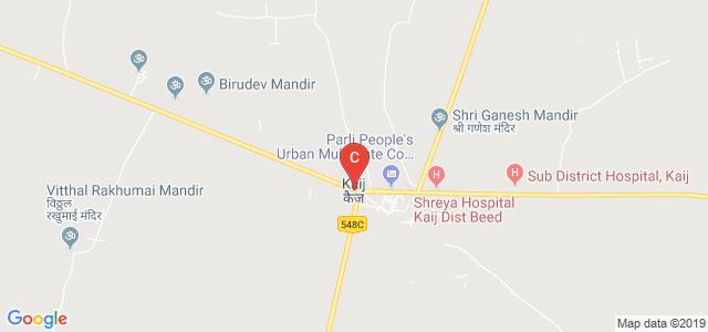 Kaij, Beed, Maharashtra, India