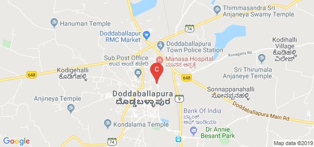D Cross Rd, Doddaballapura, Karnataka 561203, India