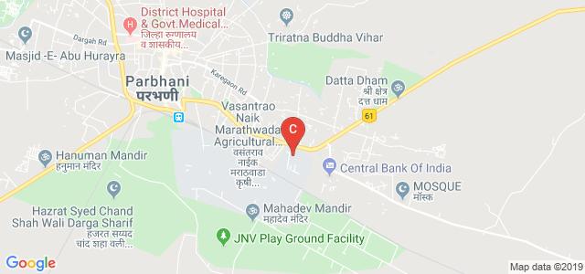 Vasantrao Naik Marathwada Agricultural University, Parbhani, Maharashtra, India