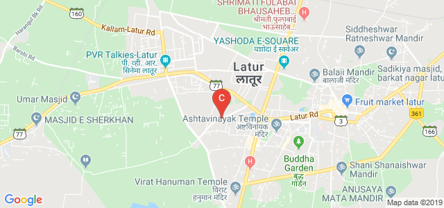 Smt Sushiladevi Deshmukh Mahila Senior College, Khadgaon Road, Khadgaon, Latur, Maharashtra, India