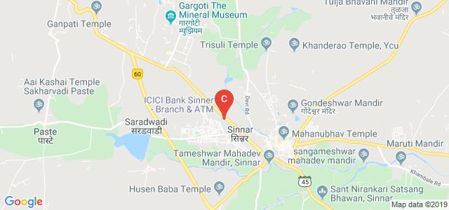 G.M.D.Arts,B.W.Commerce and Science College,Sinnar, Sanjeevani Nagar, Sinnar, Maharashtra, India