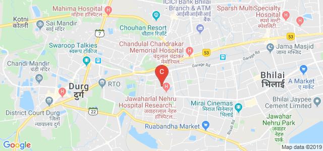 Swami Shri Swaroopanand Saraswati Mahavidyalaya, Amdibhata Road, Amdi Nagar, Hospital Sector, Bhilai, Chhattisgarh, India