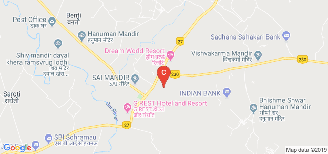 Mahatma Gandhi Institute Of Pharmacy, Lucknow, Uttar Pradesh, India