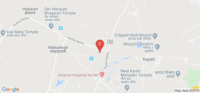 Bhagwant University, Sikar Rd, Ajmer, Rajasthan, India