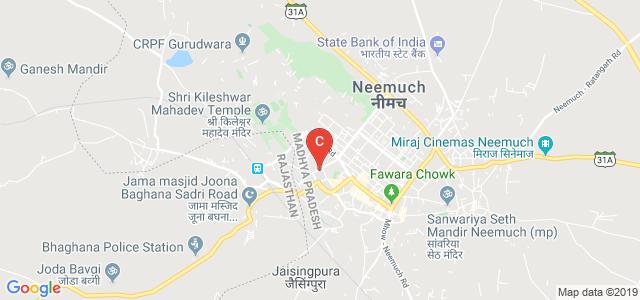 Shri Sitaram Jaju Govt Girls College, Nagar Palika Colony, Neemuch Chawni, Neemuch, Madhya Pradesh, India