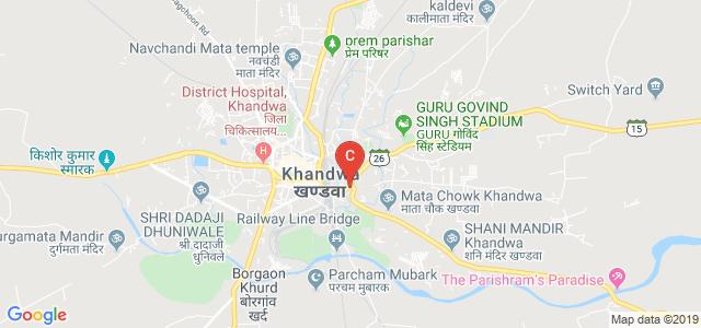 Shri Neelkantheshwar Govt. Post Graduate College, Khandwa, Narayan Nagar, Khandwa, Madhya Pradesh, India