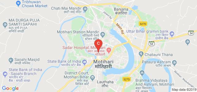 Ugam Pandey College, Netajee Subhash Colony, Motihari, Bihar, India