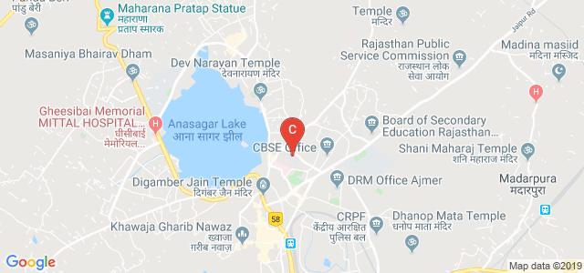government girls' college,ajmer, Civil Lines, Ajmer, Rajasthan, India