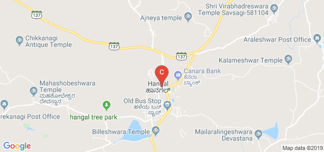 Hangal, Haveri, Karnataka 581104, India