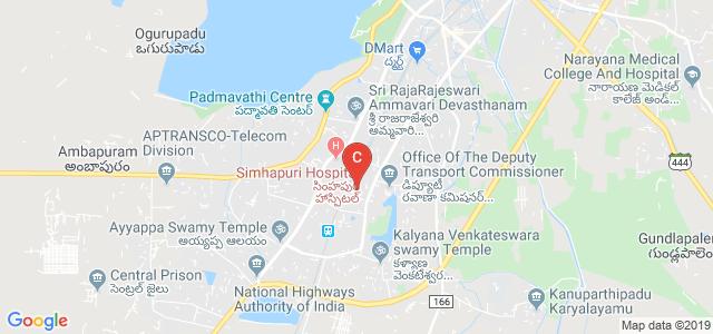 Narayana College of Education, R R NAGAR, Vedayapalem, Nellore, Andhra Pradesh, India