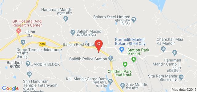 Visthapit College, Balidih, Balidih, Bokaro Steel City, Jharkhand, India