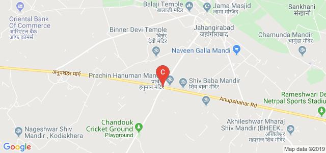 Daksh Mahila Vidyapeeth, Chandouk Doraha, Jahangirabad, Uttar Pradesh, India