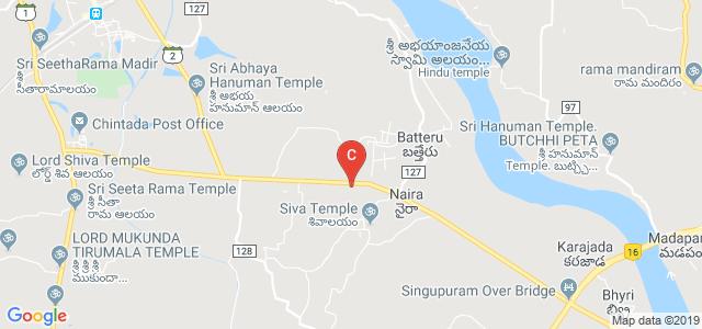 Acharya N G Ranga Agricultural College, Naira, Amadalavalasa, Srikakulam, Alikam – Battili Rd, Amadalavalasa, Chittivalasa, Andhra Pradesh, India