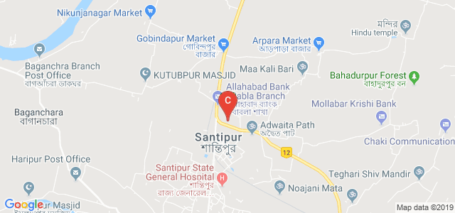 Santipur B. Ed College, Gobindapur, Nadia, West Bengal, India