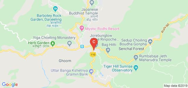 Ghoom Jorebunglow Degree College, Senchal Road, Senchal, Darjeeling, West Bengal, India