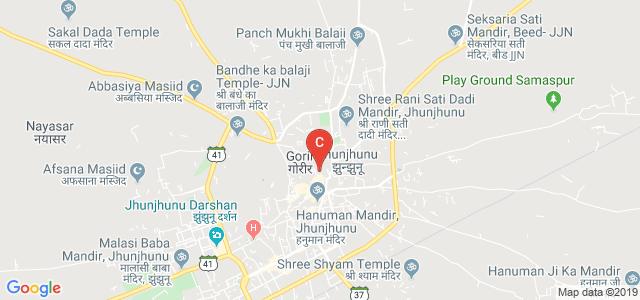 Rajasthan TT College, Bhasawta khurad, Kajiwada Mohalla, Jhunjhunu, Rajasthan, India
