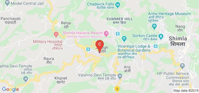 Shanti Alya Institute of Education and Training, HPSEB Power House Colony, Totu, Shimla, Himachal Pradesh 171011, India