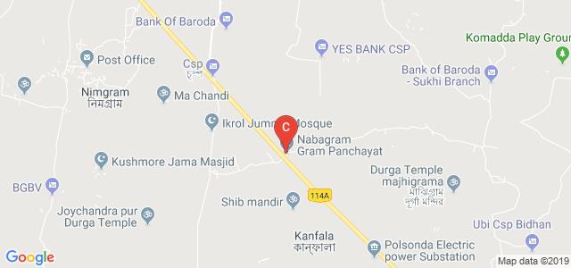 Prabharani Institute of Education (B.Ed. College), Tehsil/Taluka:, Nabagram, Murshidabad, West Bengal, India