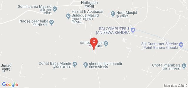 THAKUR JAYNARAYAN SINGH MEMORIAL DEGREE COLLEGE, Fatehpur, Uttar Pradesh, India
