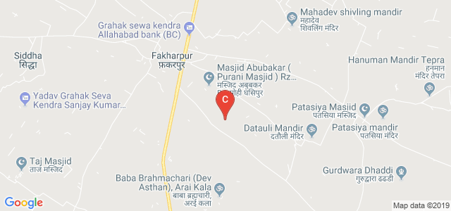 Bahraich, Uttar Pradesh 271902, India