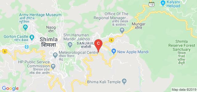 Shimla College Of Education, Frood, Sanjauli, Shimla, Himachal Pradesh 171006, India