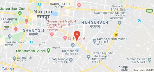 Sevadal Mahila Mahavidyalaya, Sakkardara Road, Azamshah Layout, Nagpur, Maharashtra, India