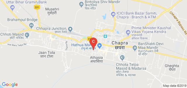Ram Jaipal College, Saran, Chhapra, Bihar, India