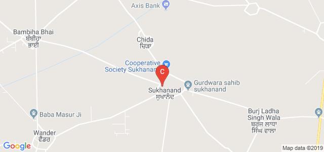 Sant Baba Bhag Singh Memorial Girls College, Sukhanand, Punjab, India