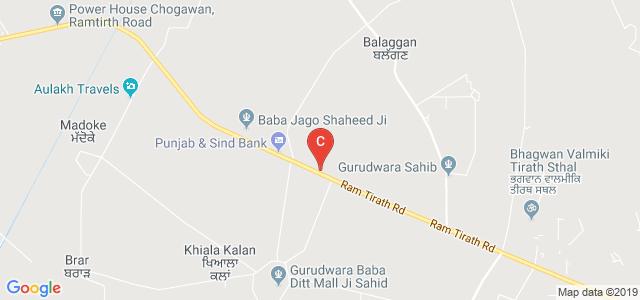 Sidana Institute Of Education, Ram Tirath Road, Amritsar, Punjab, India
