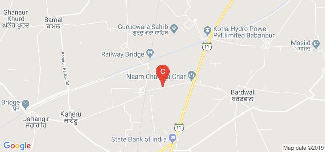 Vidya Sagar College Of Education for Girls, Dhuri, Sangrur, Punjab, India
