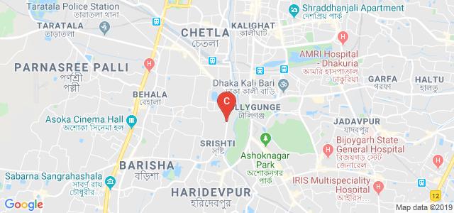 124, B L Saha Road, Tara Park, Tollygunge, Kolkata, West Bengal 700053, India