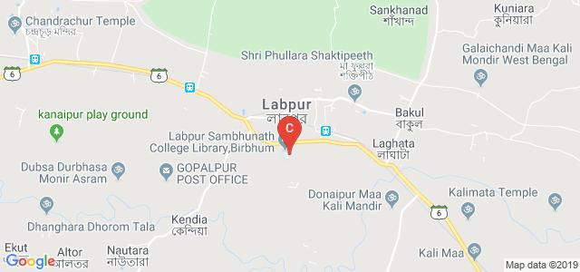 Sambhunath College, Labpur, West Bengal, India