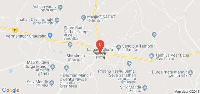 BHAGWAT DUTT BALIKA MAHAVrIDYALAYA AJHARA LALGANJ PRATAPGARH, Lalganj Ajhara, Uttar Pradesh, India