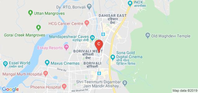 Rustomjee Business School Mumbai, Borivali West, Mumbai, Maharashtra, India