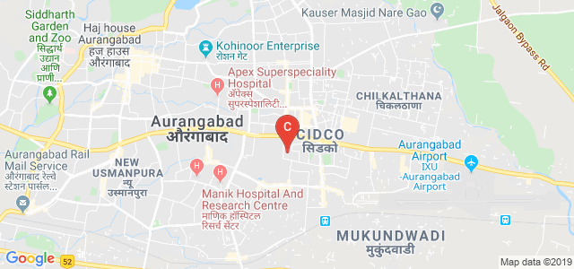 Shivchhatrapati College, Parimal Housing Society, N 3, Cidco, Aurangabad, Maharashtra, India