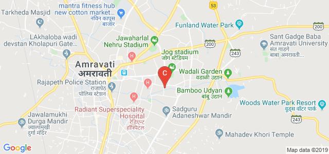 Takshashila Mahavidyalaya, Shyam Nagar, Amravati, Maharashtra, India
