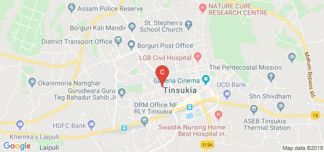 Tinsukia College, South Dohatia Road, Tinsukia, Assam, India