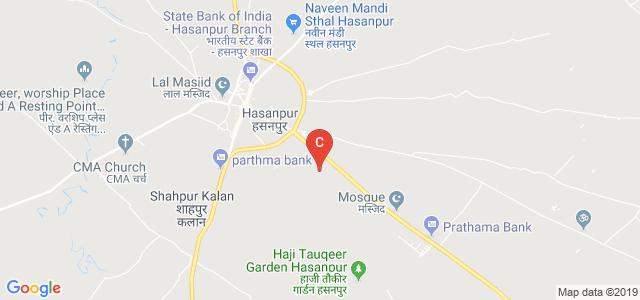 Sardar Begum Memorial (SBM) Degree College, Sambhal - Hasanpur Road, Phulpur Bisalpur, Uttar Pradesh, India